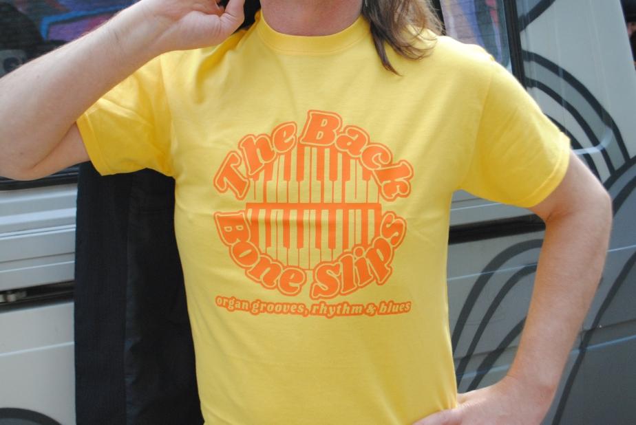 The Backbone Slips – T-ShirtDesign